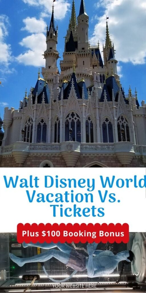 Why You Should Consider Disney World Vacation Package vs. Tickets Only