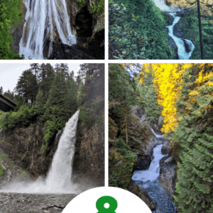 waterfall hikes in seattle & tacoma