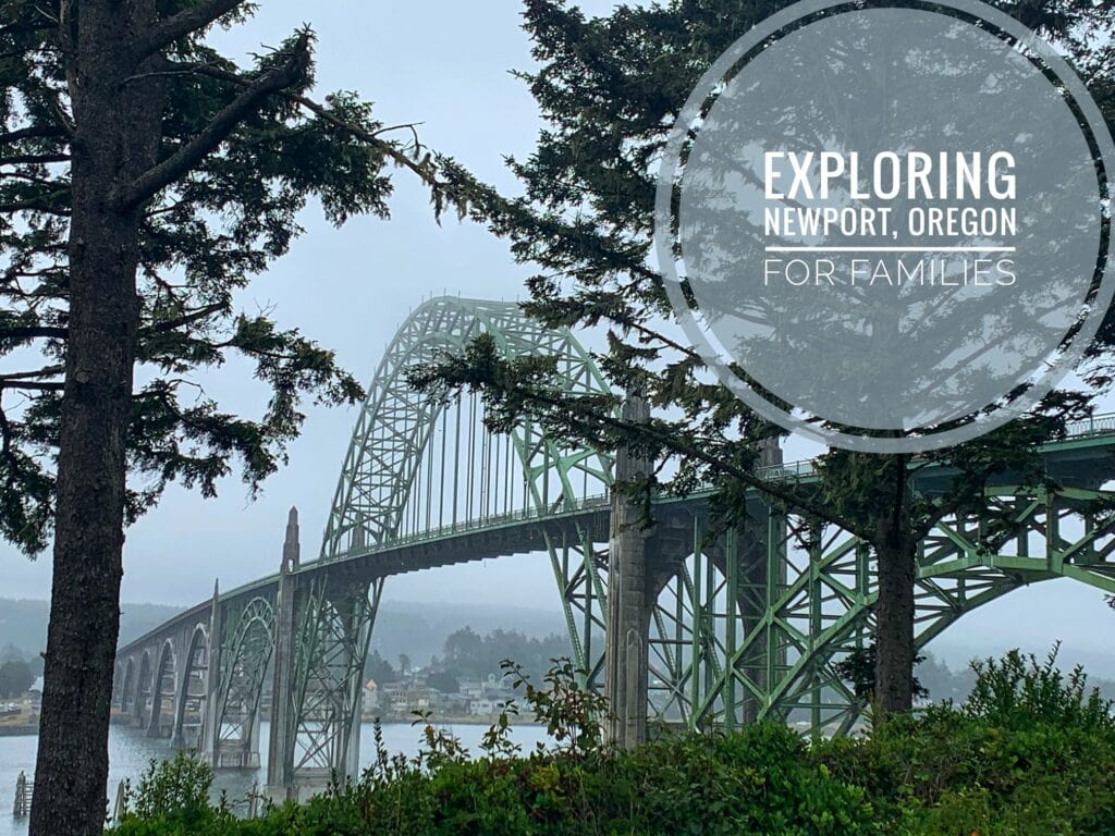 Things To Do In Newport Oregon For Families