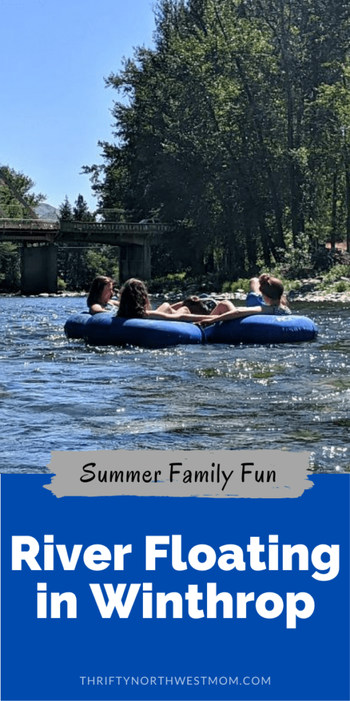 River Floats in Winthrop – Summer Family Fun!