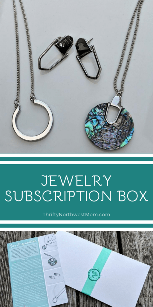 Jewelry Subscription Box – 3 Pieces for $5 Shipped!