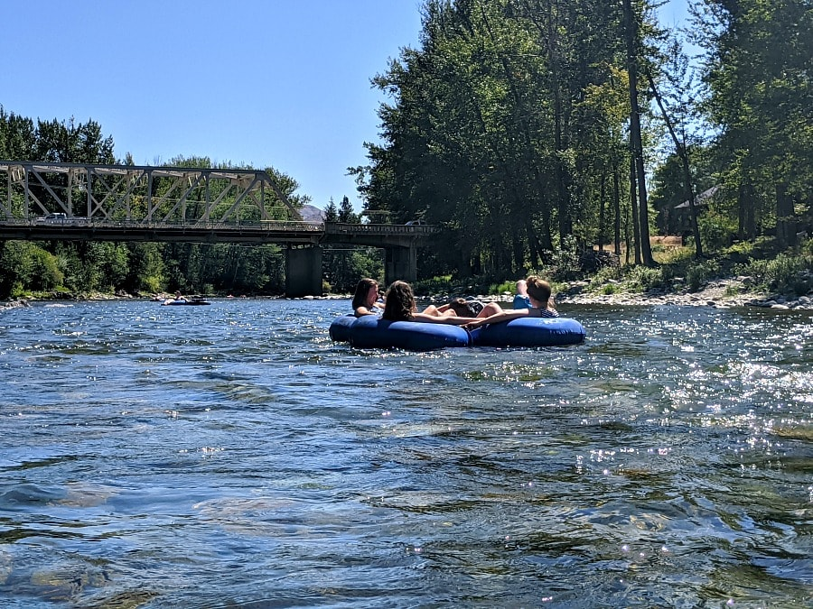 Methow River Floating
