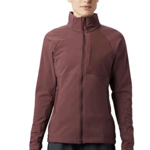 Womens Full Zip Jacket from Mountain Hardware