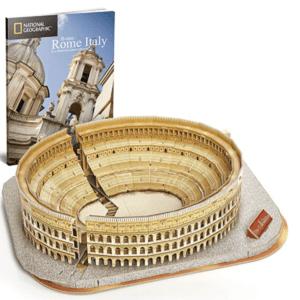 Colosseum 3D puzzle