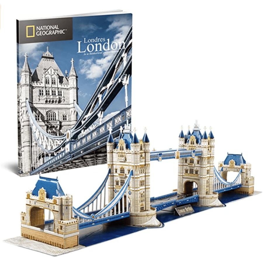 Tower Bridge 3D Puzzle