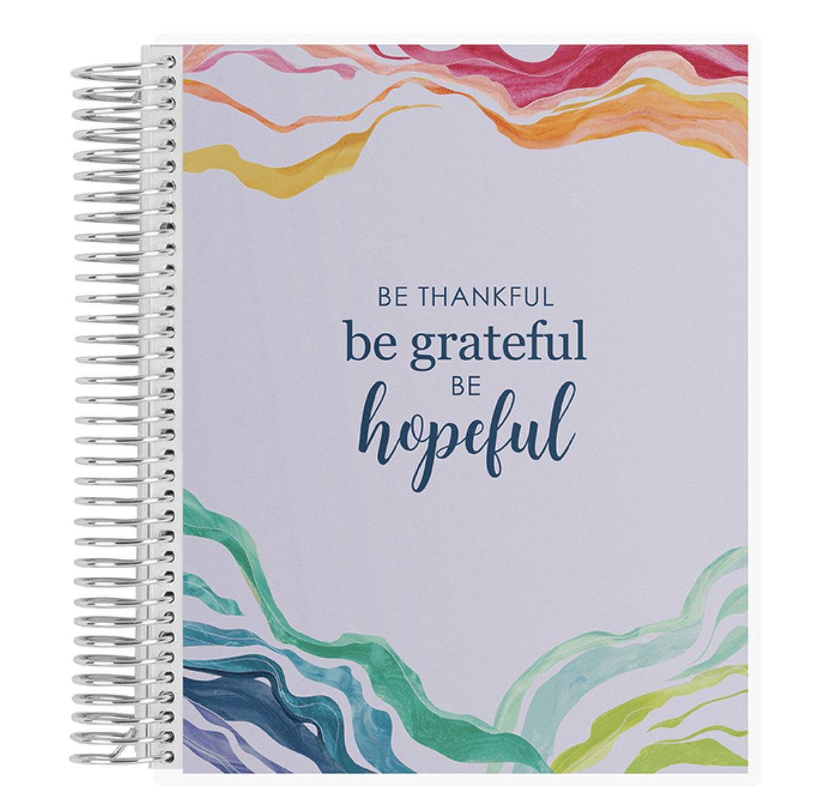 Colorful Quote Lined Notebook