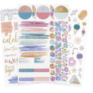 Erin Condren Celebration Sticker Pack