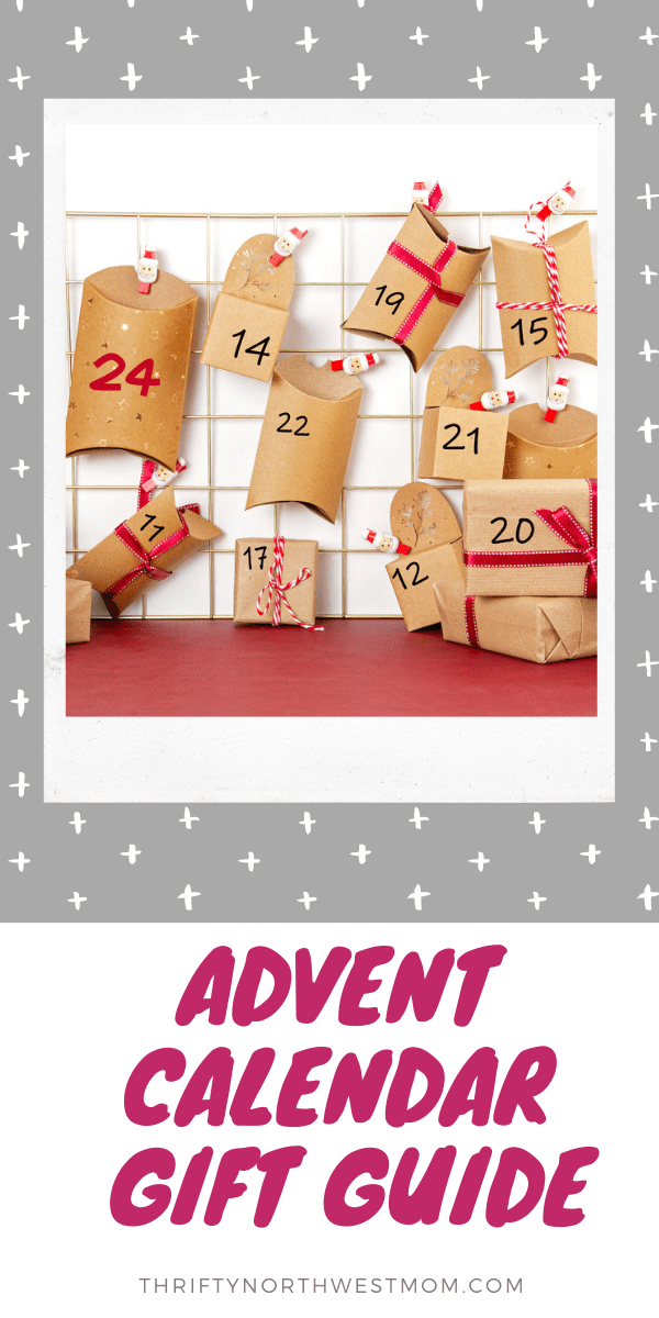 Advent Calendar Gift Guide