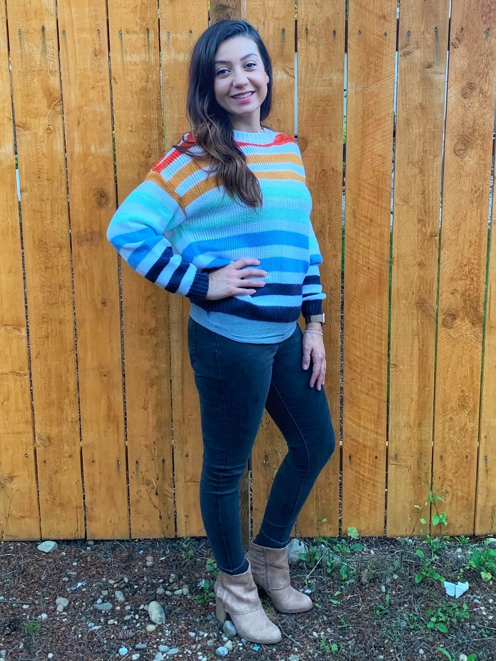 Fall sweater on Amazon