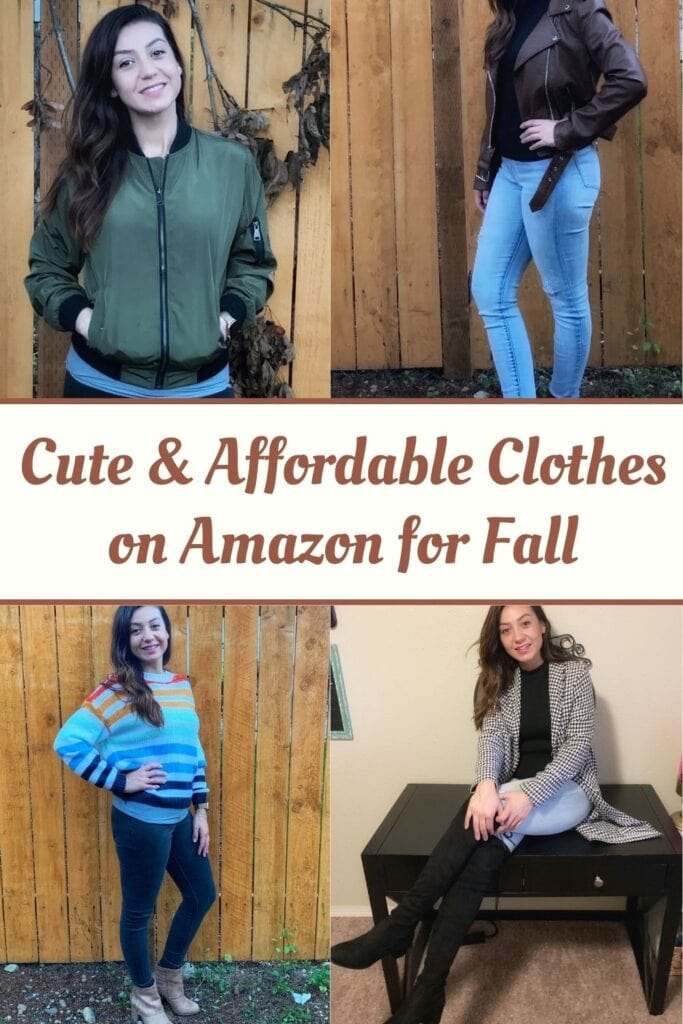 Cute Clothes On Amazon To Update Your Wardrobe (On A Budget)!