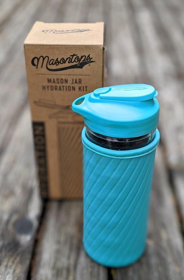 Mason tops Mason Jar Hydration Kit