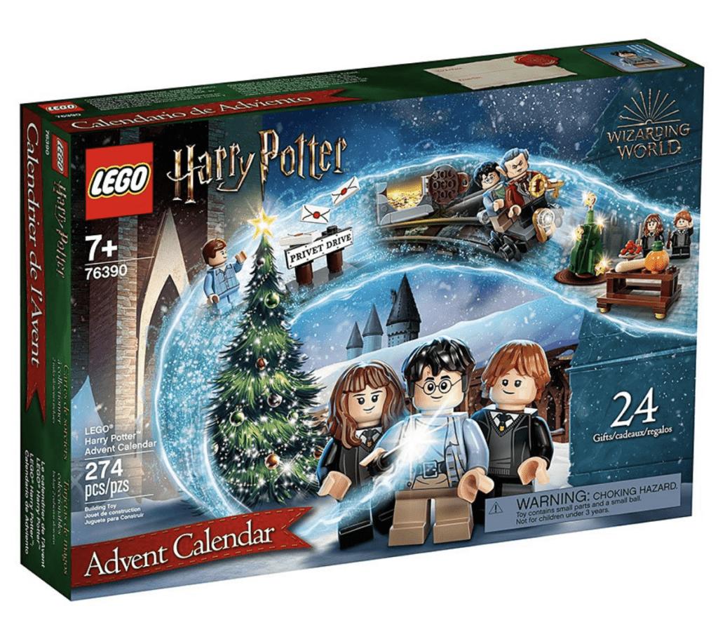 Lego Harry Potter Advent Calendar 2021 – $39.99