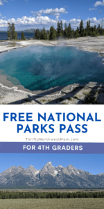 Free National Parks Pass for 4th graders