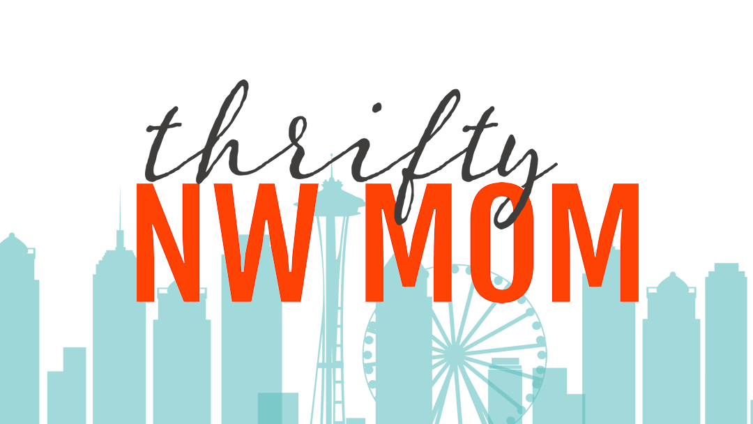 Thrifty NW Mom Logo