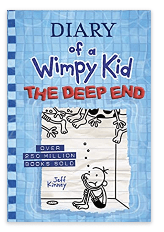 Diary of a Wimpy Kid Deep End Book