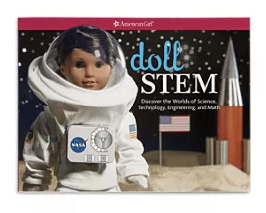 Doll Stem Activity Book