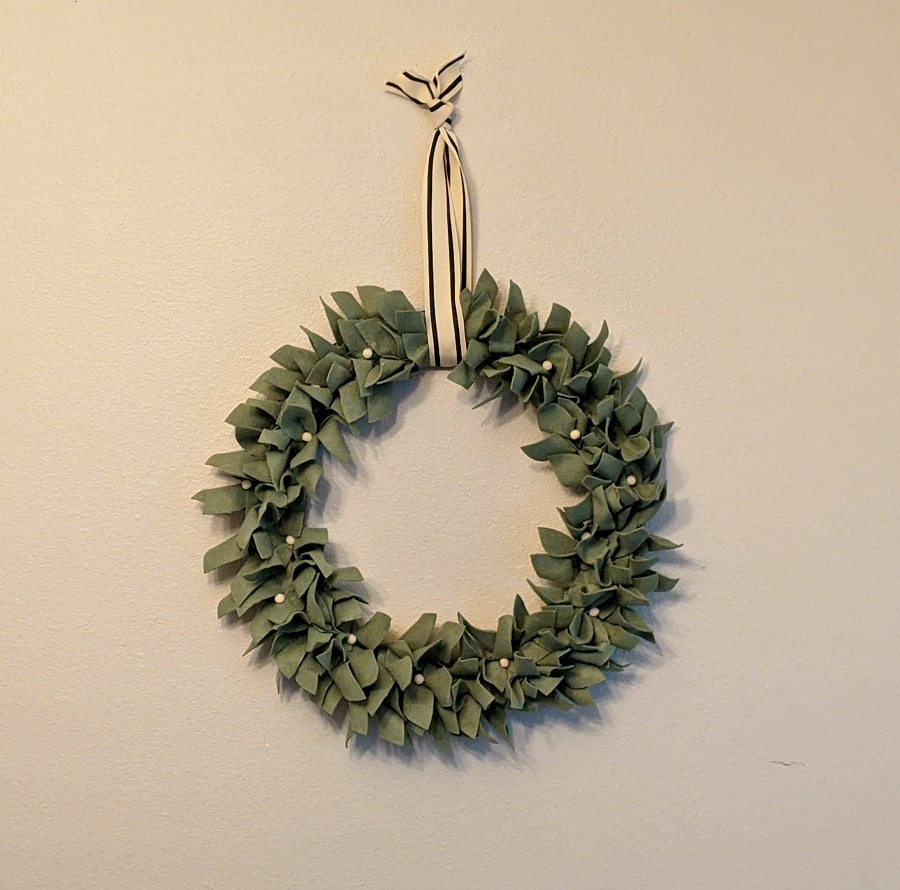 Talulah Farmhouse Wreath