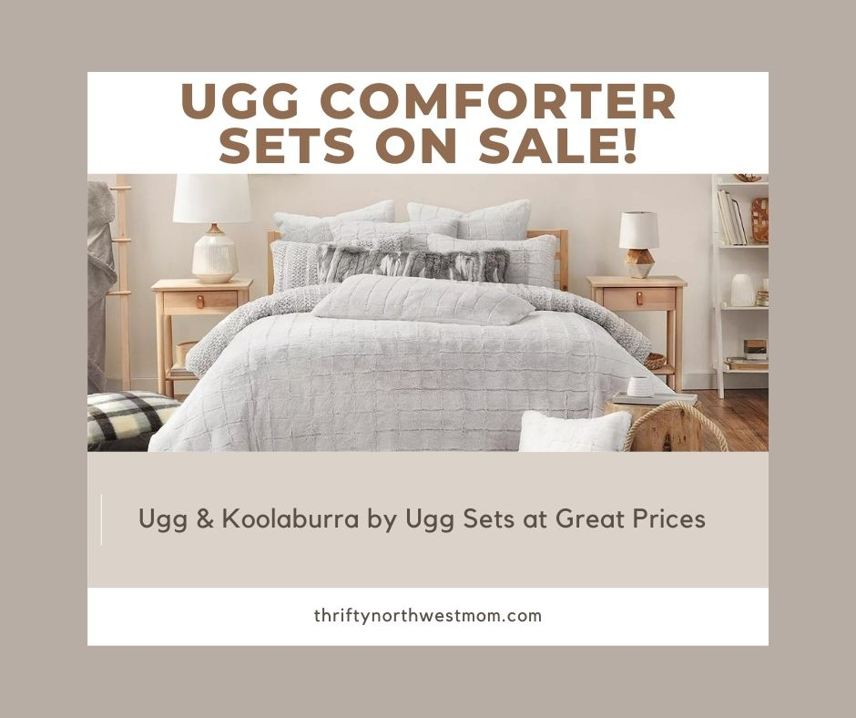 Ugg comforter set on sale