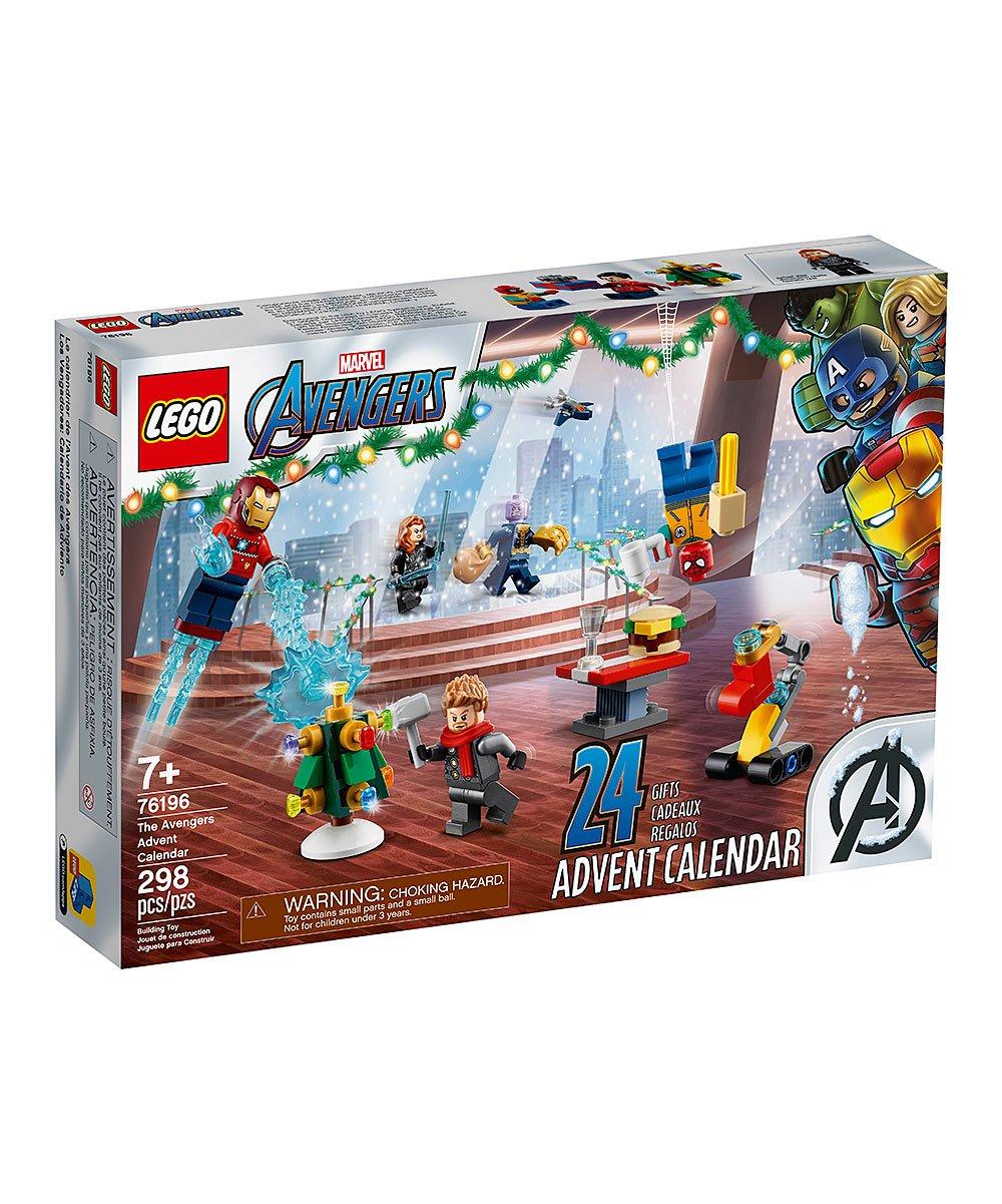 Lego Advent Christmas Calendar 2021