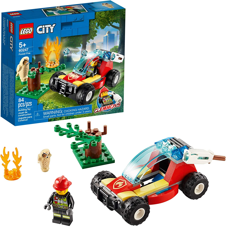 Lego City Fire Fighter set