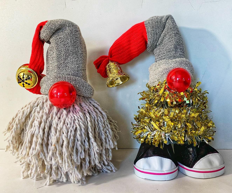 Dollar store DIY Gnomes