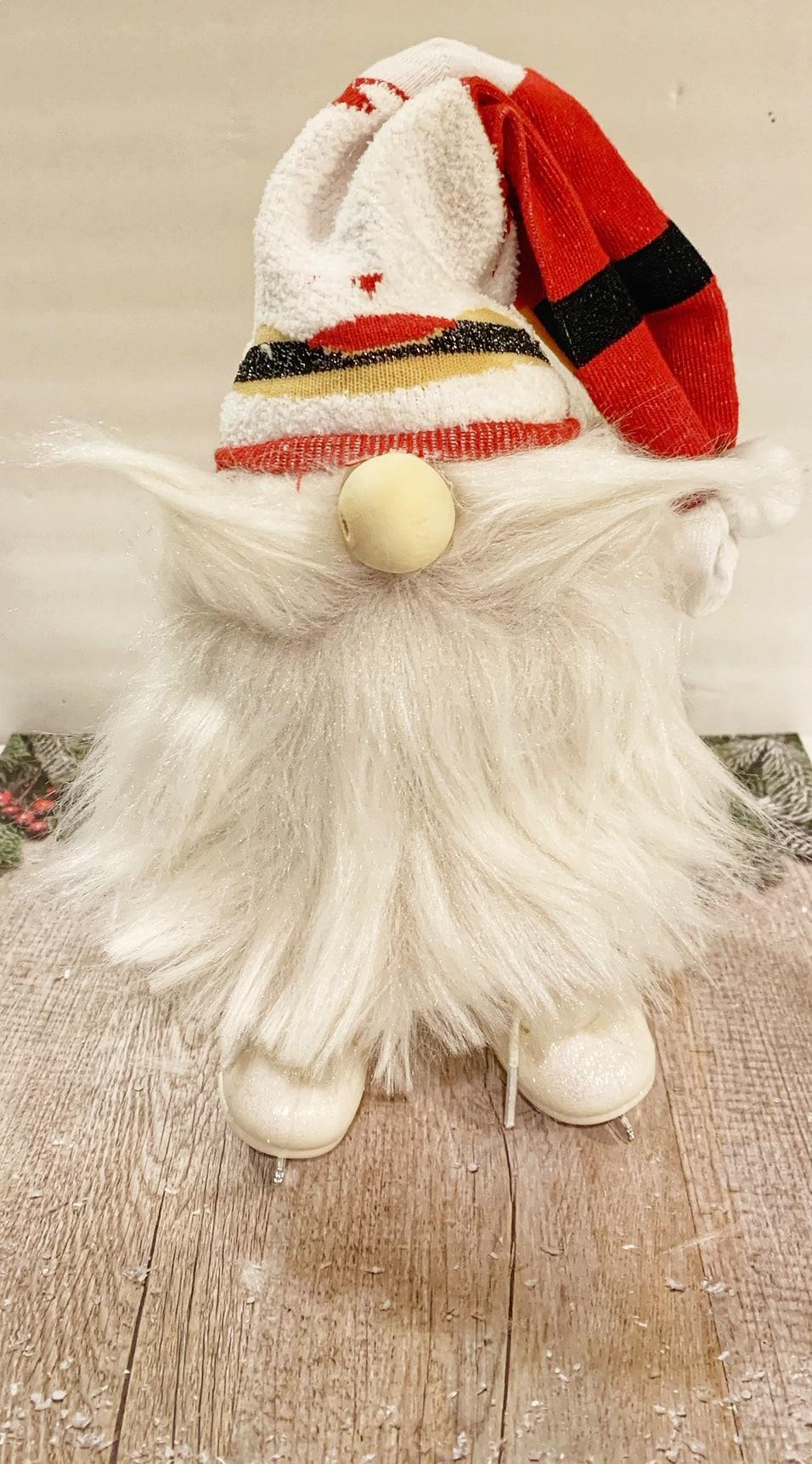 DIY New Sew Sock Gnomes