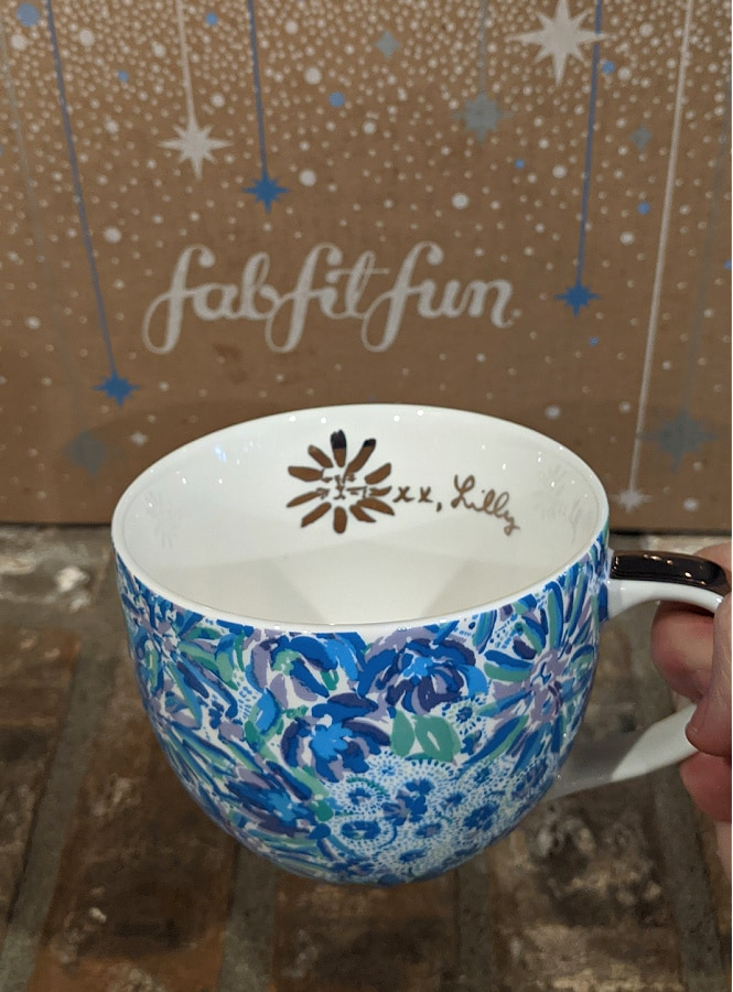 FabFitFun Winter Box Items