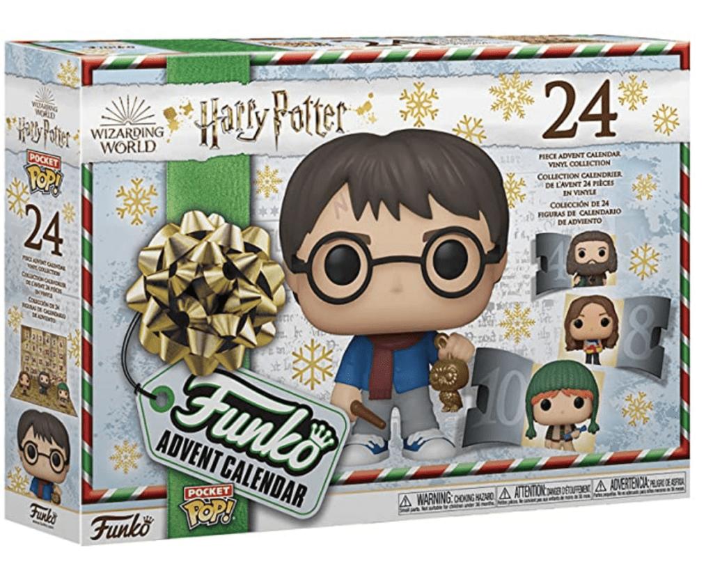 Harry Potter Funko Advent Calendar -Price Drop to $30