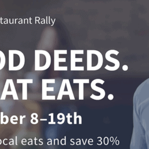 Pierce County Restaurant Rally