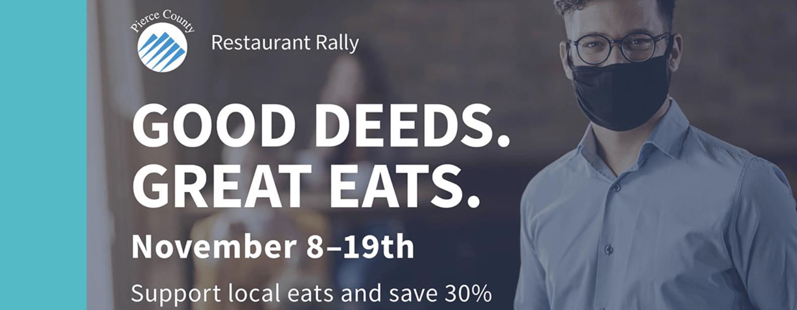 Pierce County Restaurant Rally