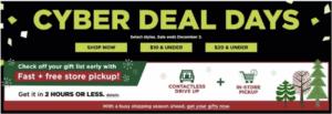 Kohls Cyber Monday Deals