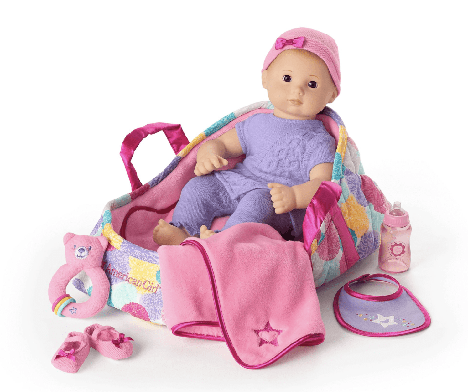 Bring Bitty Baby Home Collection