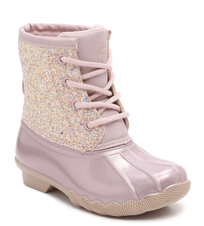 Duck Boots for girls