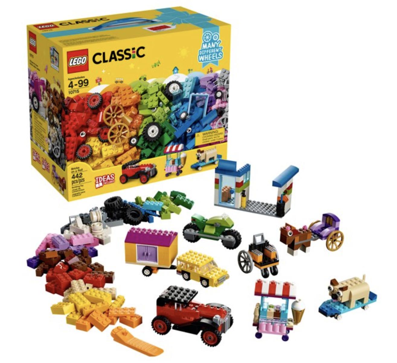 Lego Bricks on sale