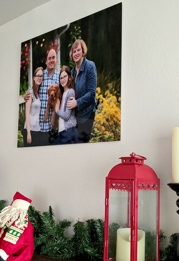 Acrylic Print from CanvasDiscount.com