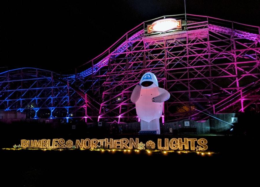 Classic Coaster Lights at Fair