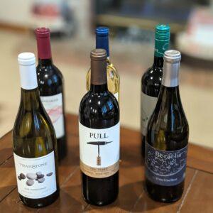 Firstleaf Wine Bottles