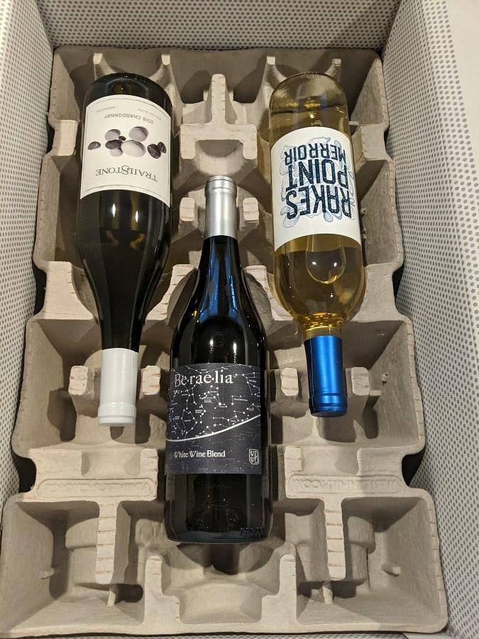 Firstleaf wine in box