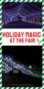 Holiday Magic Drive Thru at the Washington State Fair