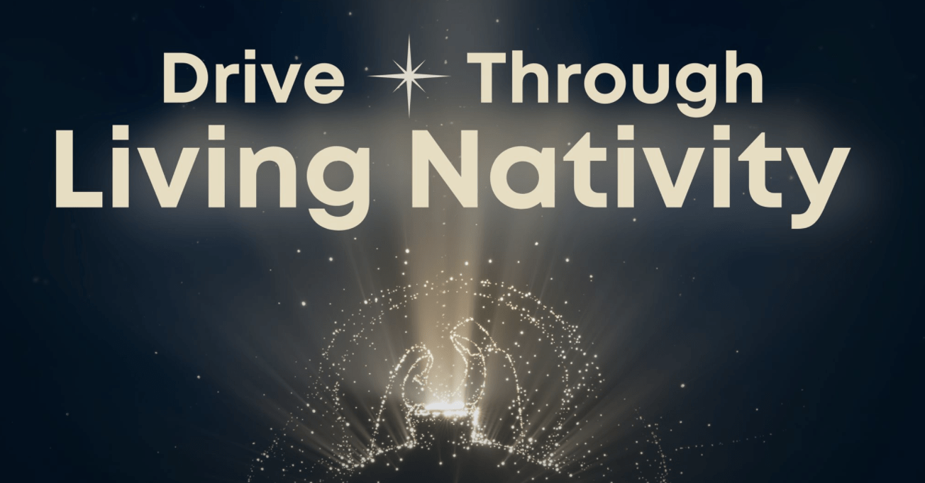 Drive Thru Nativity