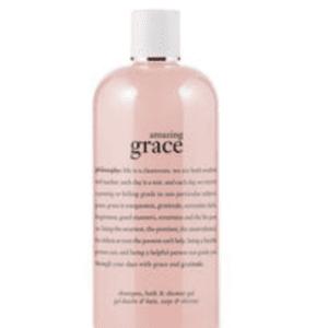 Bath & Shower Gel Philosophy