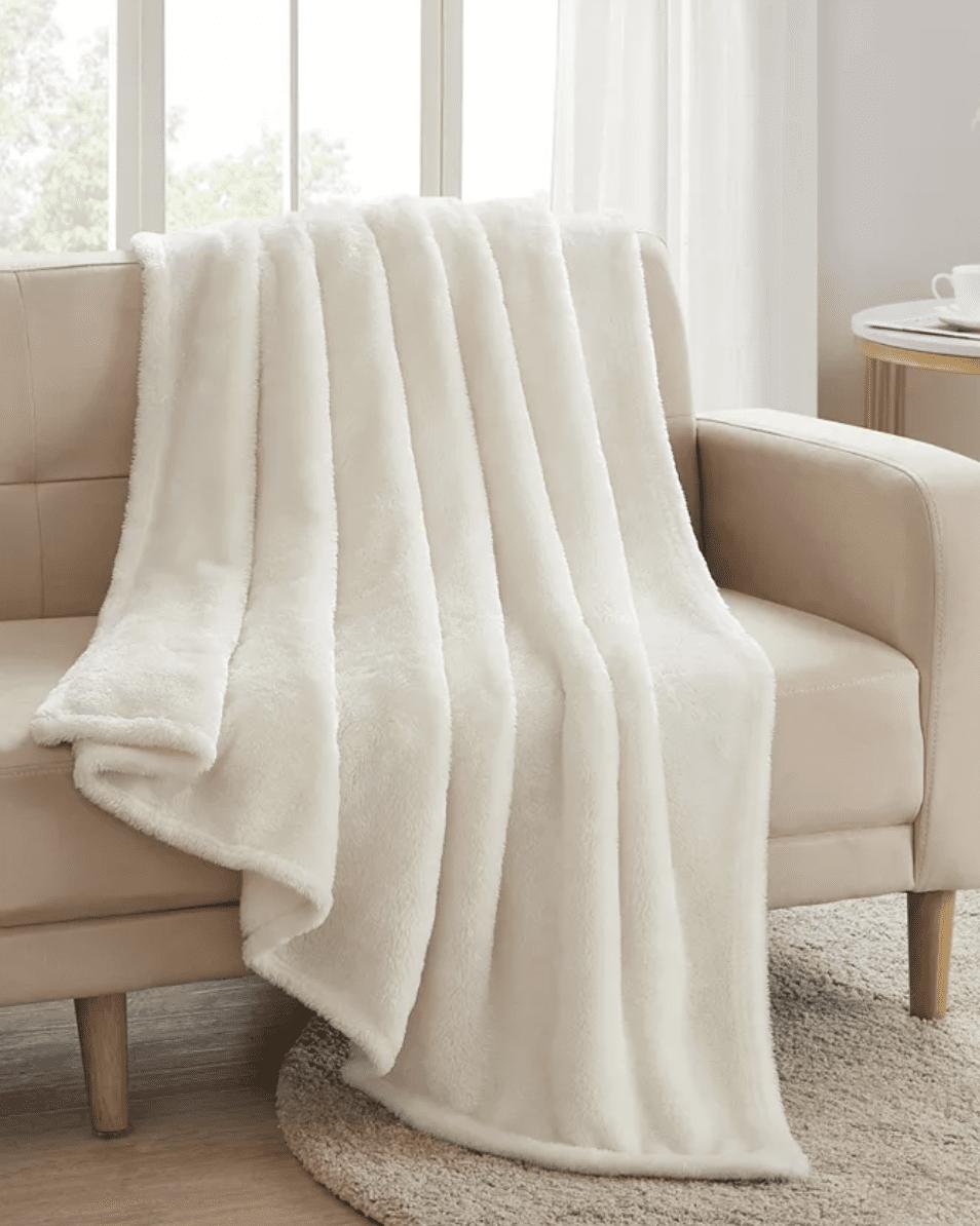 Plush Blanket from Macys
