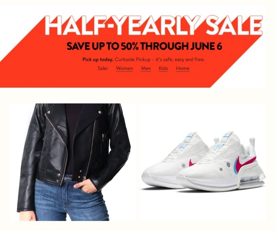Nordstrom Half Yearly Sale 2021
