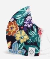 vera bradley mask in floral print