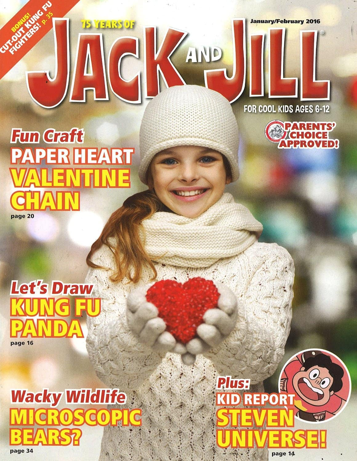 jack and jill magazine subscription