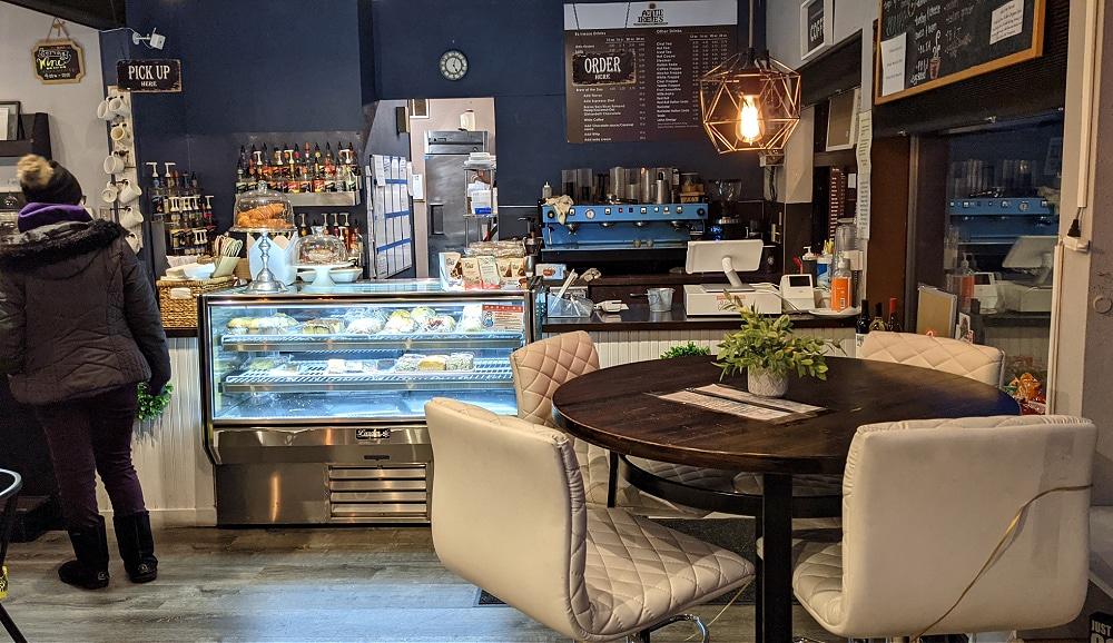 Auntie Irene's Coffee Shop