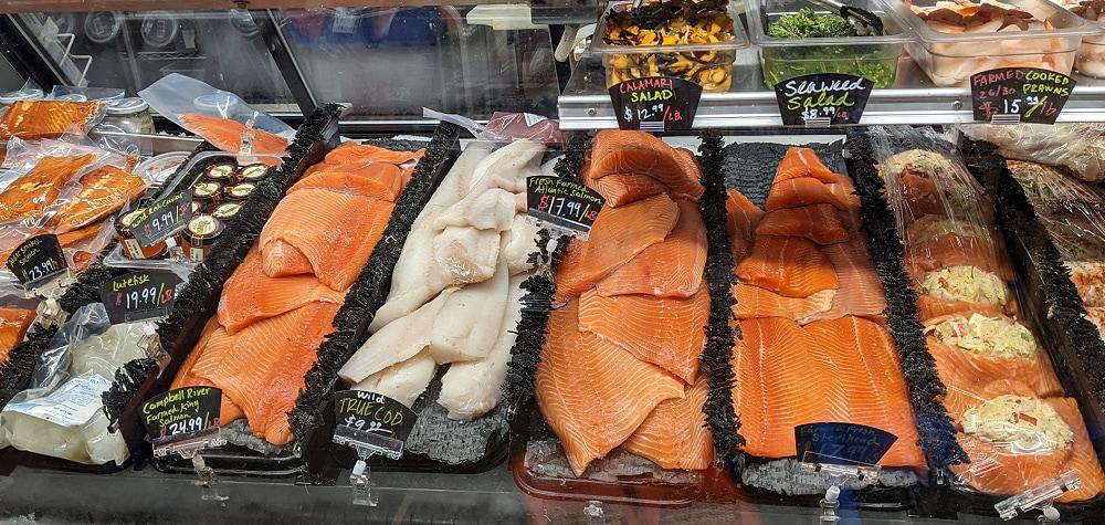 B & E Meats & Seafood