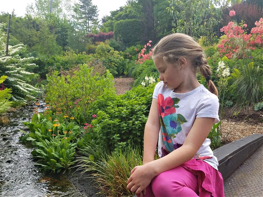 Powellswood Gardens by the Creek