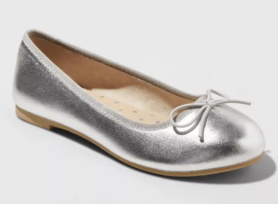 Girls Ballet Slippers