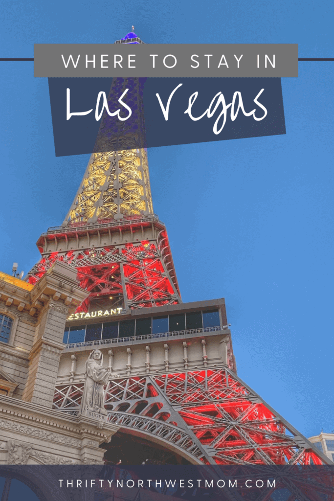 Family Vacation To Las Vegas? What to Expect & Where to Stay